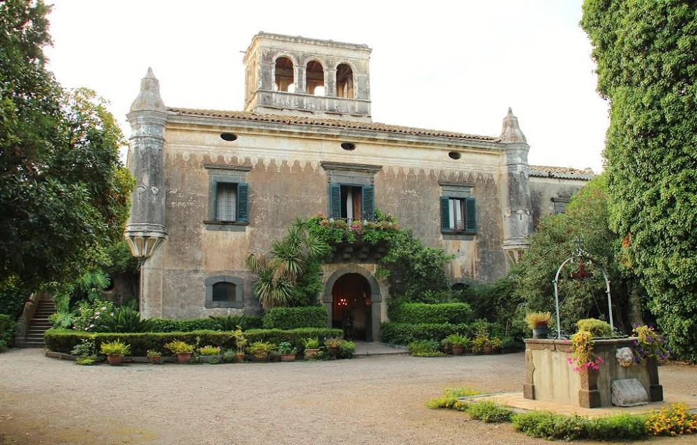 Castello degli Schiavi Catania