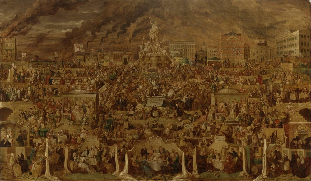 The Worship of Bacchus 1860-2 George Cruikshank 1792-1878 Presented by R.E. Lofft and friends 1869 http://www.tate.org.uk/art/work/N00795