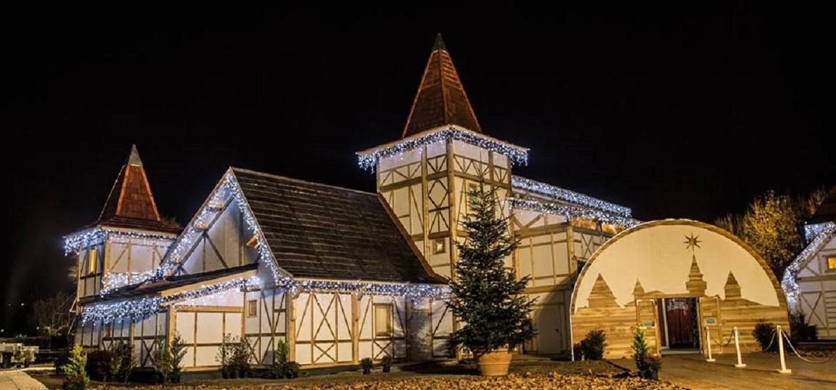 Visitare La Casa Di Babbo Natale.La Casa Di Babbo Natale E Torino The Light Canvas