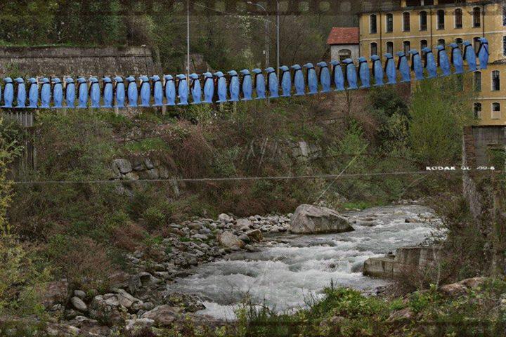 Pinguini Blu a Biella
