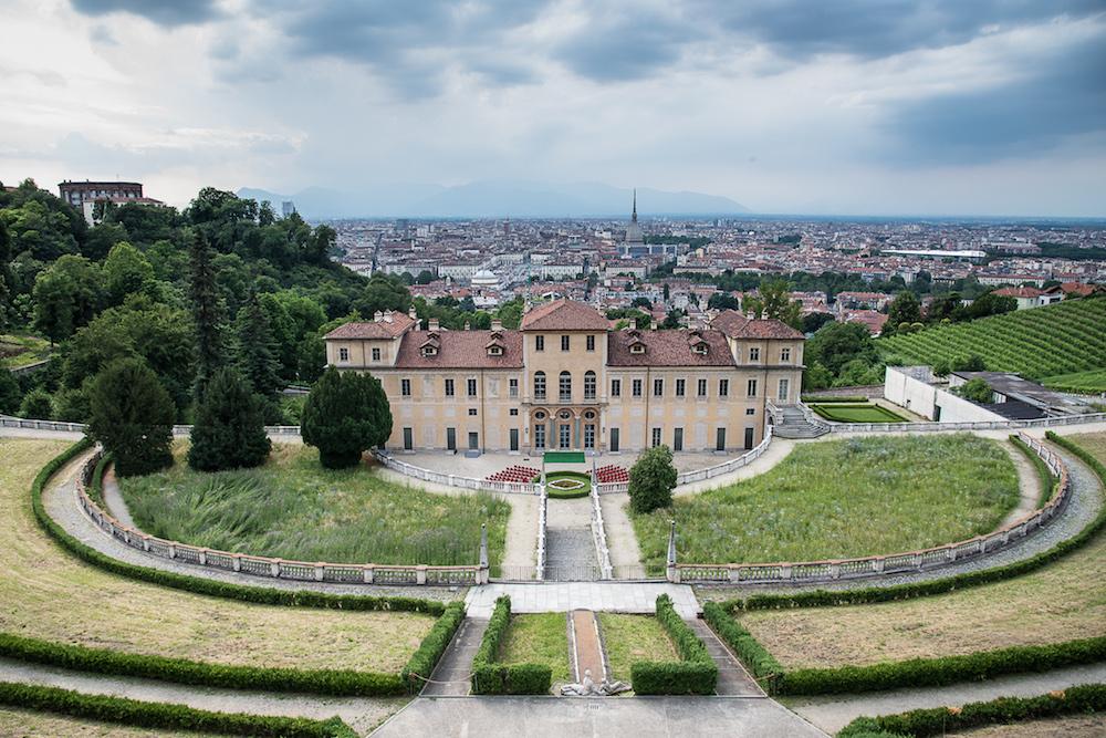 Villa della regina the light canvas for Palazzo villa torino