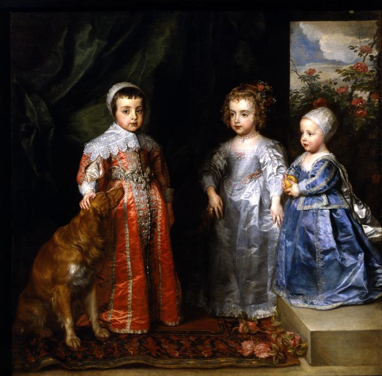 musei-reali-torino_galleria-sabauda_anton-van-dyck_i-figli-di-carlo-i-dinghilterra_285