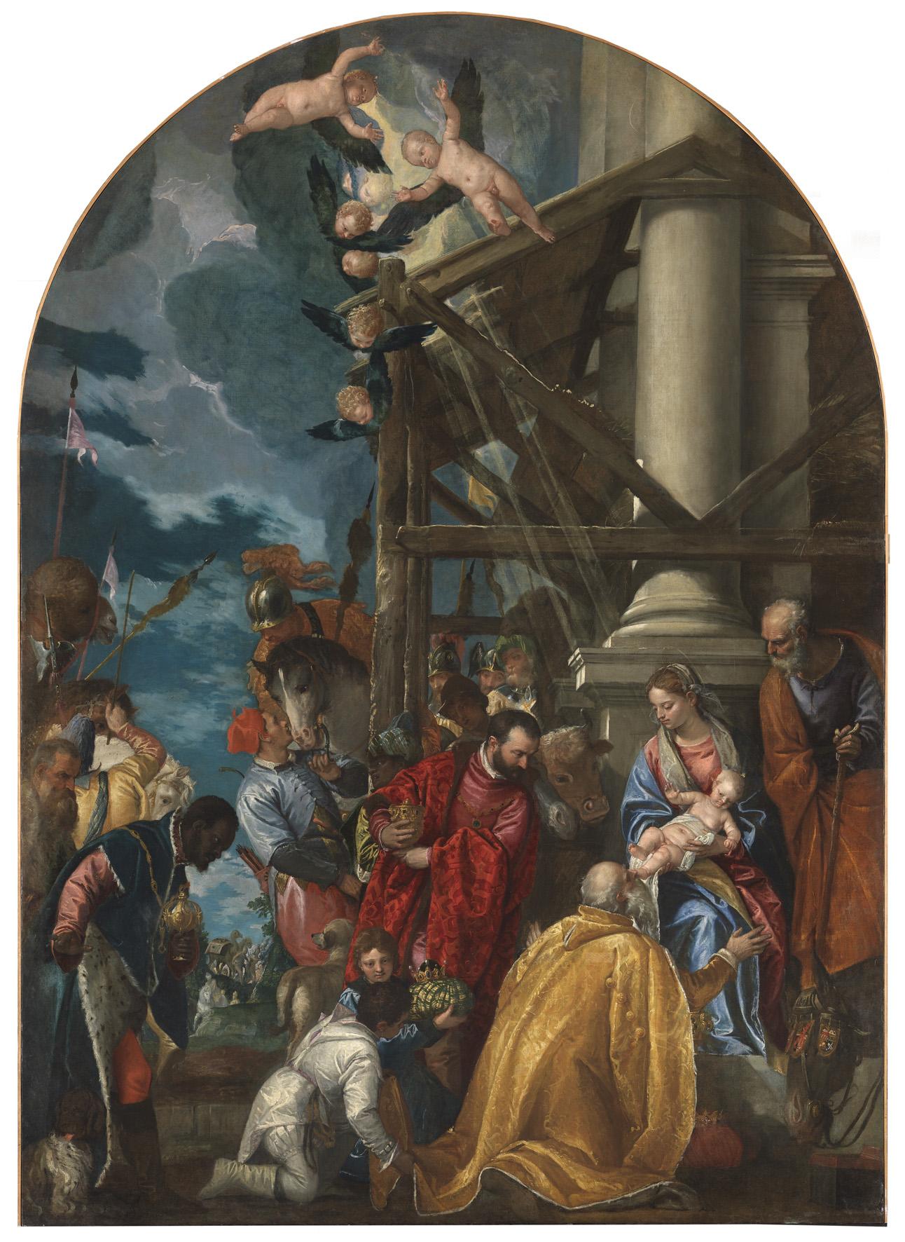 Paolo Veronese - Adorazione dei Magi