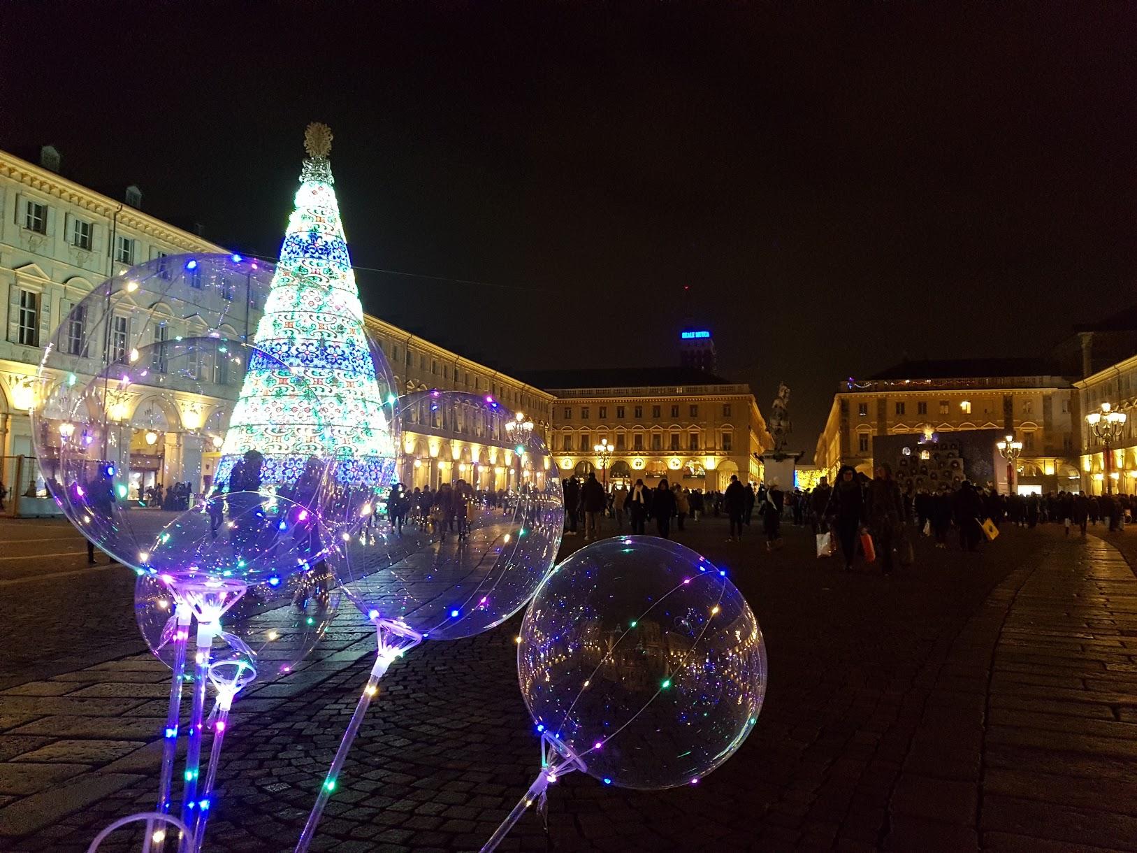 Natale Magico 2018 – Piazza San Carlo © Barbara Gramolotti