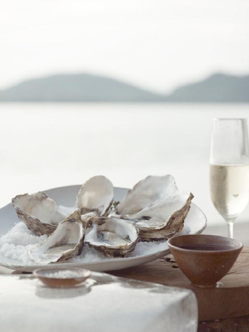 Oyster beach
