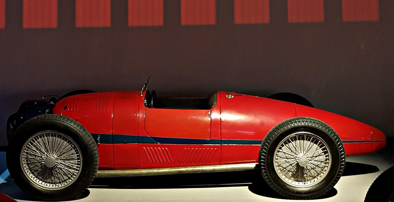Monaco - Trossi (1935) - Museo dell'Automobile di Torino - Foto: Mario Antonaci