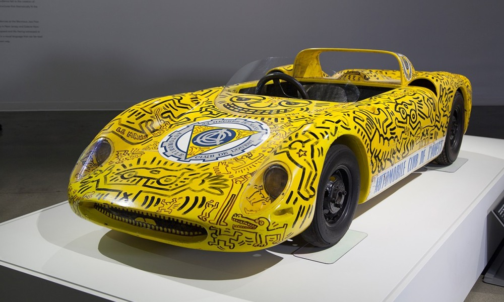 Mini Ferrari - Petersen Museum