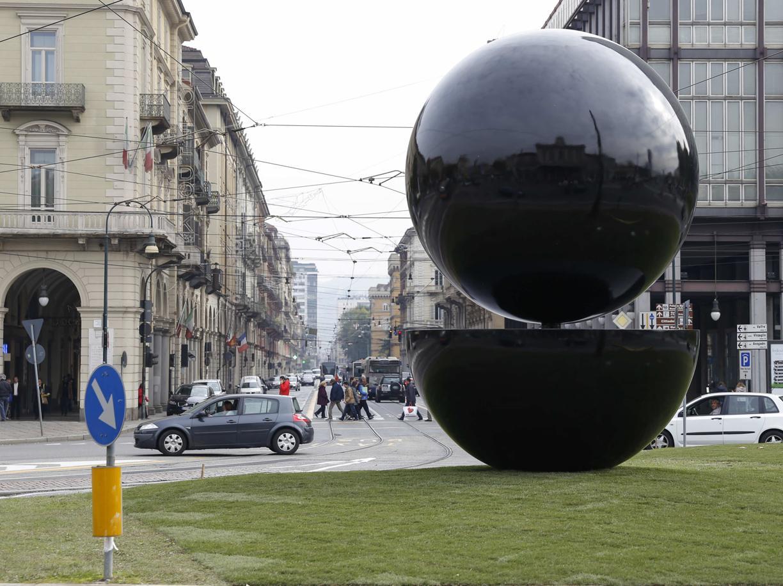 Sintesi 59, il monumento che ricorda Armando Testa ed il suo Punt e Mes