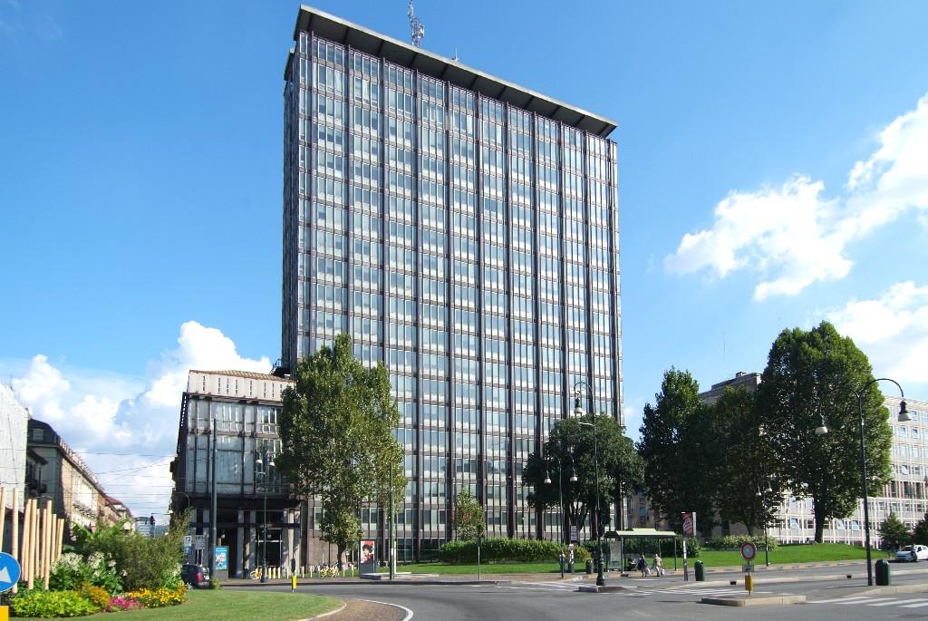 Grattacielo della RAI -Morbelli e Morelli - 1962 - 1968