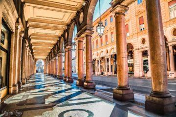 Portici di Via Roma - Torino
