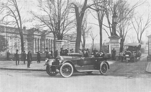 Il viaggio di Woodrow Wilson in Europa - Scuola di Cittadinanza ...